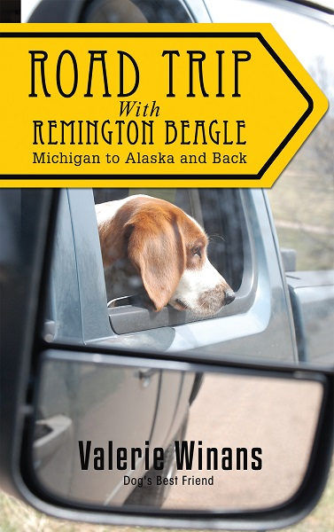 Road Trip with Remington Beagle